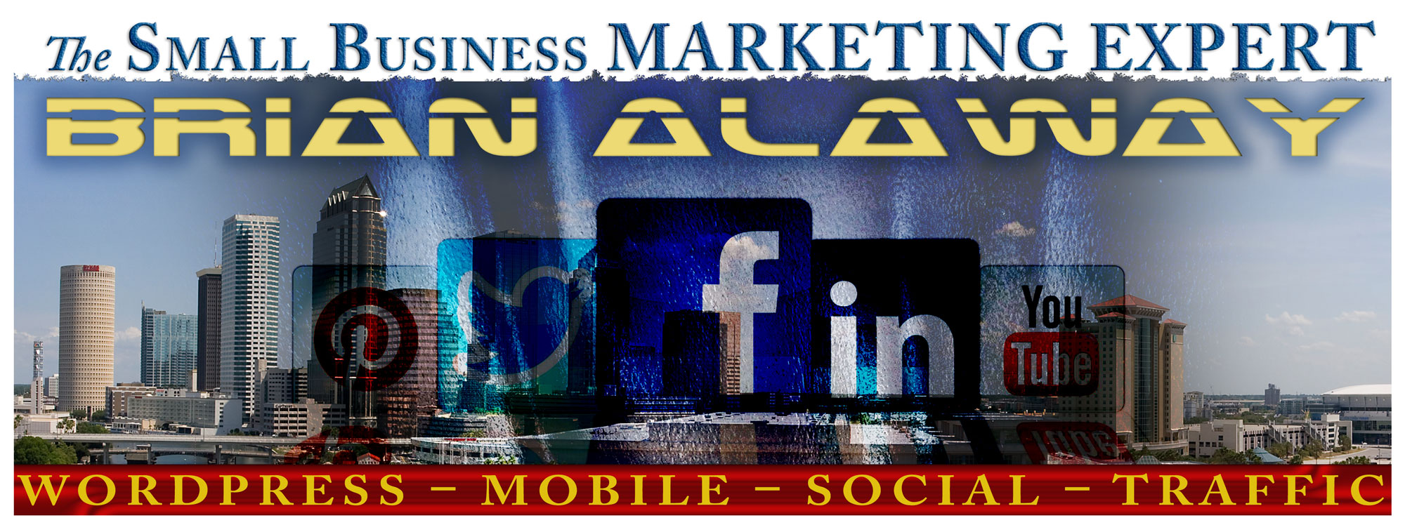 Brian Alaway - Small Business Marketing Expert