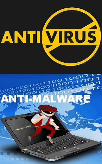 anti-virus - anti-malware