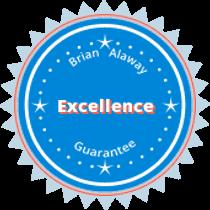 excellence guarantee seal