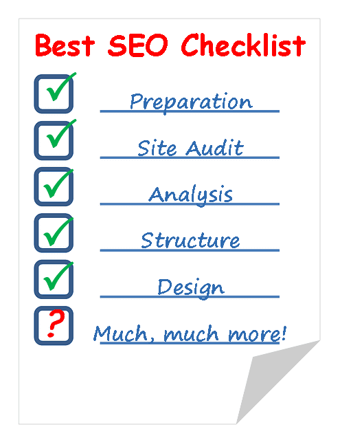 Best SEO Checklist