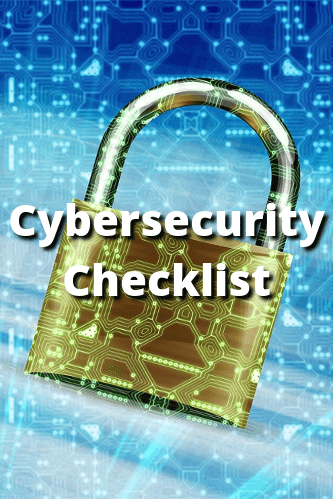 free content - cybersecurity checklist