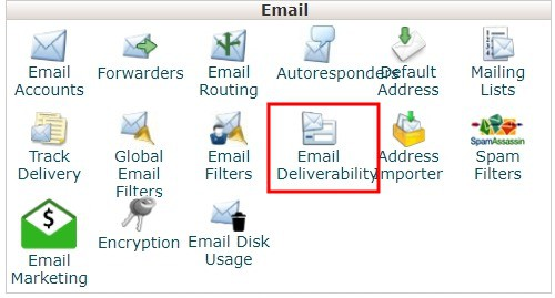 dkim keys as part of email deliverability