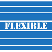 flexible website