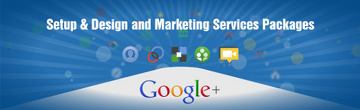 Google+ Marketing and Design