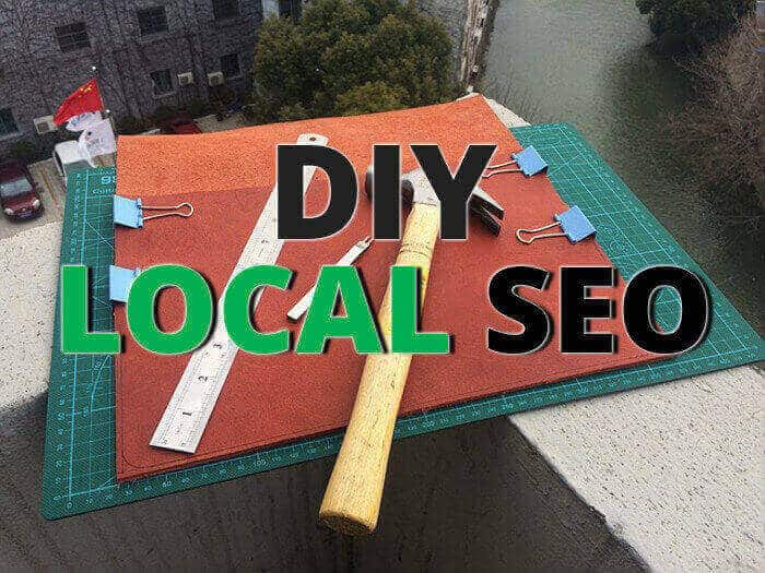 LOCAL SEO: Do It Yourself Part 1