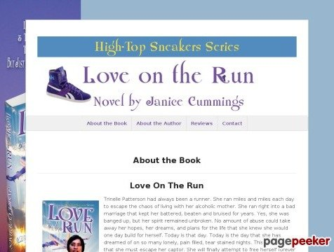 Love on the Run by Janice Cummings