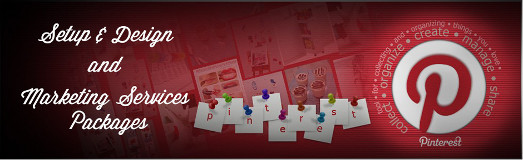 Pinterest Marketing and Design