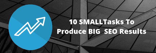 seo produce big results
