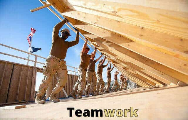 building teamwork