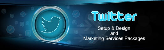 Twitter Marketing and Design