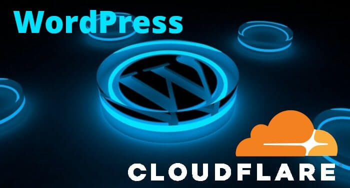 Getting started with WordPress and Clouflare